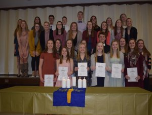 NHS Induction Ceremony 2020